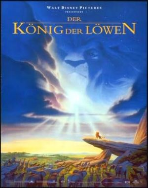 The Lion King 307x390