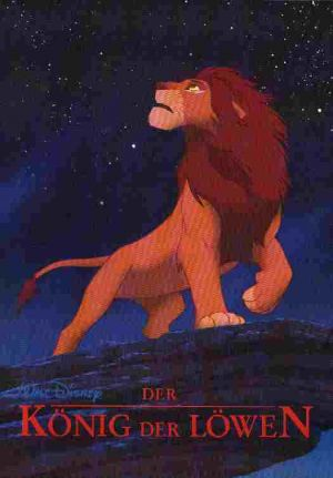 The Lion King 525x755