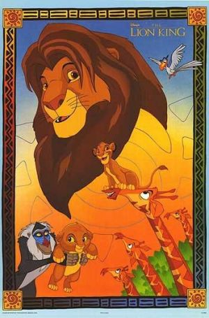 The Lion King 350x531