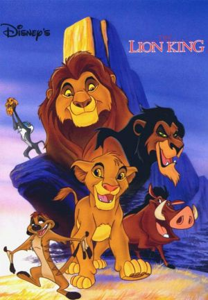 The Lion King 550x792