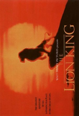 The Lion King 500x736