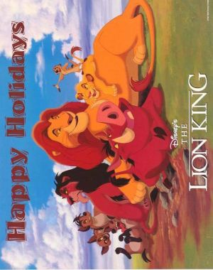 The Lion King 638x809