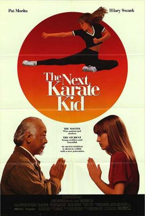 The Next Karate Kid Unset
