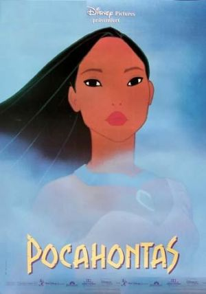Pocahontas 340x485