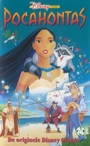 Pocahontas 550x892