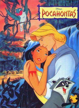Pocahontas 540x737