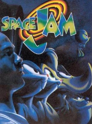 Space Jam 446x600