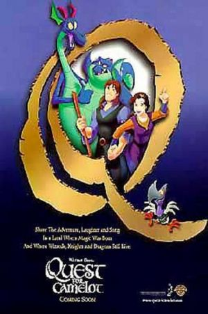 Quest for Camelot 434x652