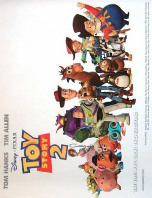 Toy Story 2 422x550
