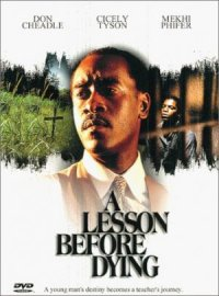 A Lesson Before Dying poster