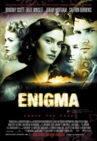 Enigma - Das Geheimnis poster