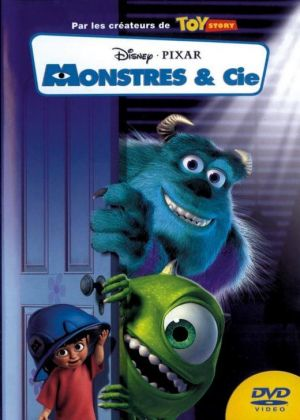 Monsters, Inc. 520x728