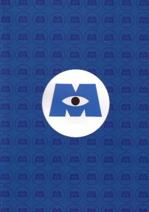 Monsters, Inc. 400x571