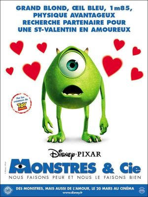 Monsters, Inc. 600x800
