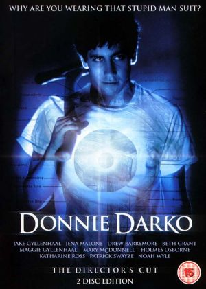 Donnie Darko Dvd cover