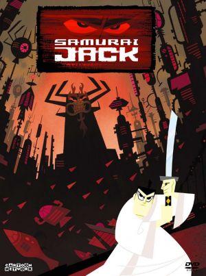Samurai Jack 1013x1360