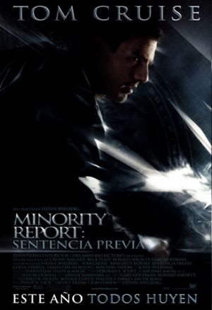 Minority Report 524x767