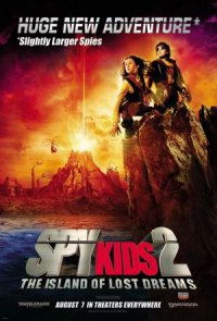 Spy Kids 2: Island of Lost Dreams poster