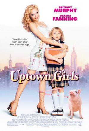 Uptown Girls 597x882