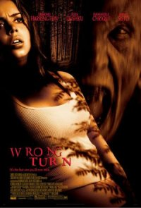 Wrong Turn - Il bosco ha fame poster