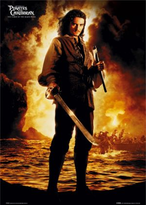 Pirates of the Caribbean: The Curse of the Black Pearl 783x1100