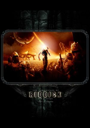 The Chronicles of Riddick 600x850