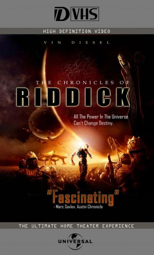 The Chronicles of Riddick 1357x2250