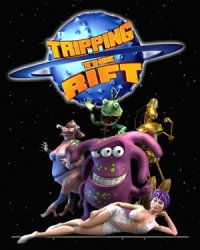 Tripping the Rift poster