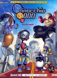 Pinocchio 3000 poster