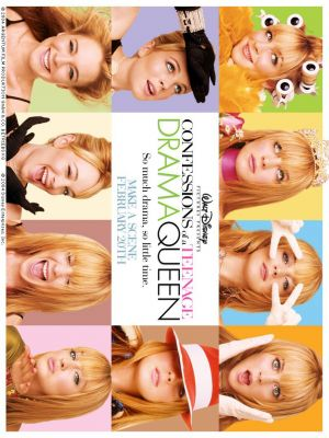 Confessions of a Teenage Drama Queen 768x1024