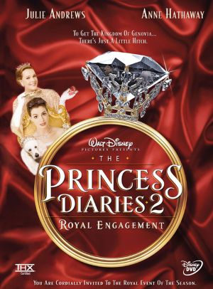 The Princess Diaries 2: Royal Engagement 1536x2080