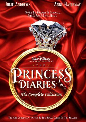 The Princess Diaries 2: Royal Engagement 1532x2172