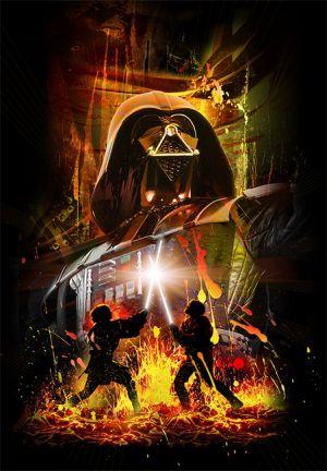 Star Wars: Episodio III - La venganza de los Sith 451x650