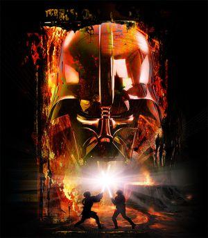 Star Wars: Episodio III - La venganza de los Sith 569x650