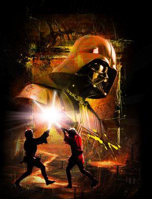 Star Wars: Episodio III - La venganza de los Sith 495x650