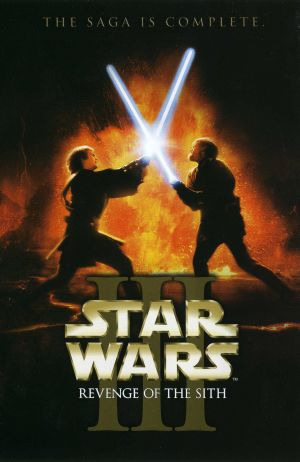 Star Wars: Episodio III - La venganza de los Sith 1888x2907