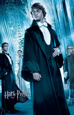 Harry Potter And The Goblet Of Fire 2005 Movie Posters