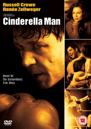 Cinderella Man Dvd cover
