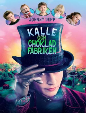 Charlie and the Chocolate Factory 462x602