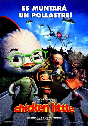 Chicken Little 730x1041