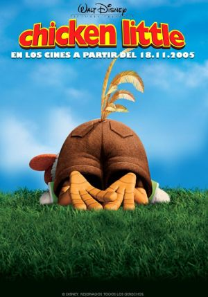 Chicken Little 536x767