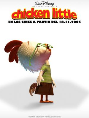 Chicken Little 581x767