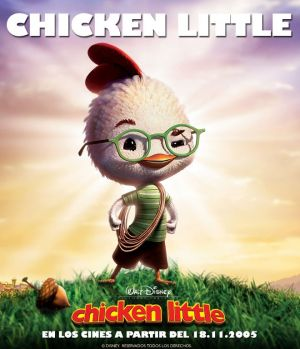 Chicken Little 660x768