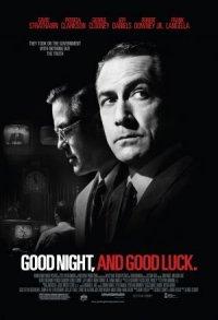 Buenas noches, y buena suerte. poster