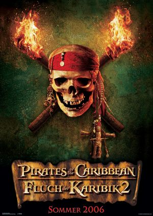 Pirates of the Caribbean: Dead Man's Chest 1414x2000