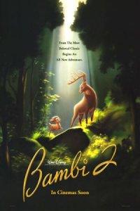 Bambi 2 - Der Herr der Wälder poster