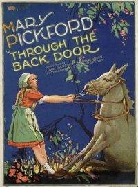 Through the Back Door poster