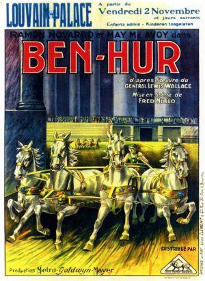 Ben-Hur: A Tale of the Christ 936x1283