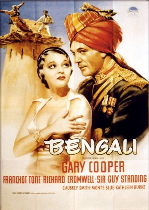 The Lives of a Bengal Lancer 596x838