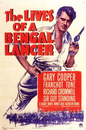 The Lives of a Bengal Lancer 1091x1647